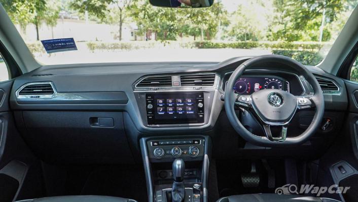 2020 Volkswagen Tiguan Allspace 1.4TSI Highline Interior 002