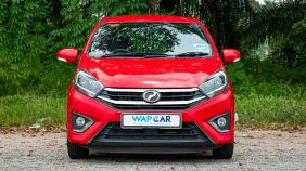2018 Perodua Axia Advance 1.0 AT Exterior 003