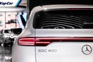 Mercedes-Benz Malaysia jelaskan sebab EV EQC belum tiba di Malaysia