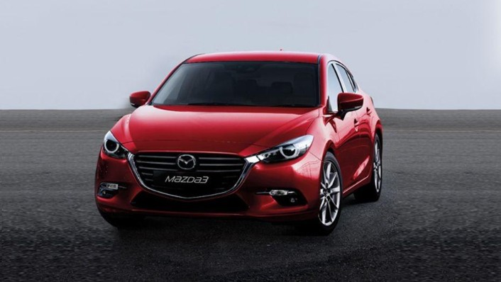 Mazda 3 Sedan (2018) Exterior 001
