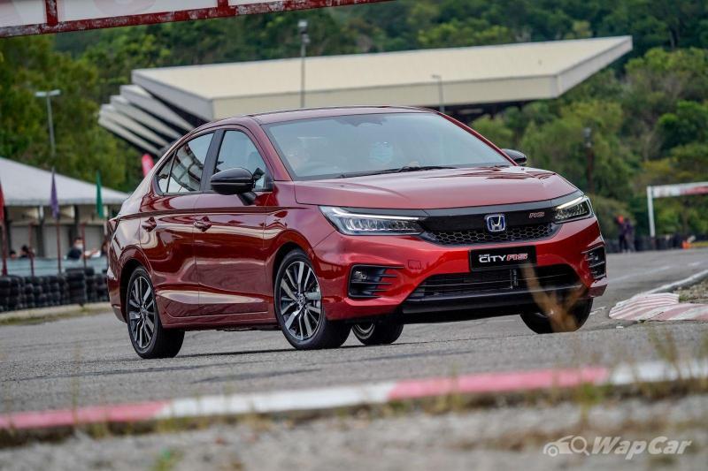 All-new 2020 Honda City: Honda Sensing ADAS suite confirmed, 4 variants 02