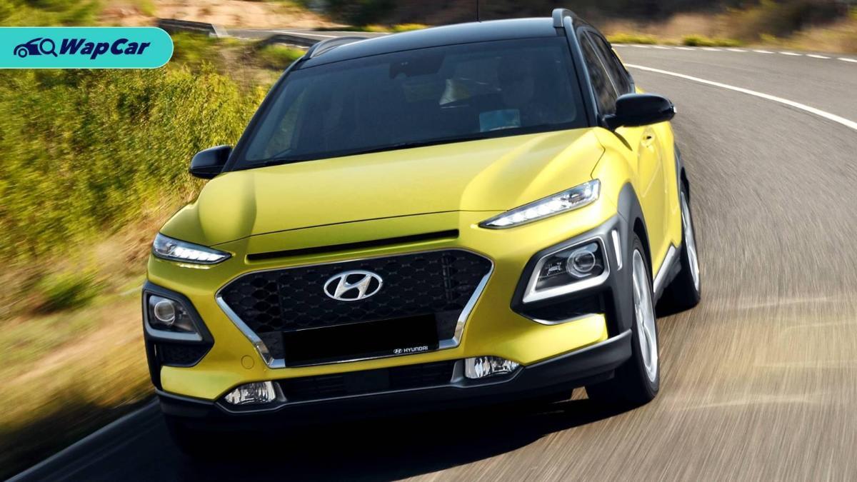 Hyundai Kona bookings opened for Malaysia! Same 177 PS as Proton X50? 01