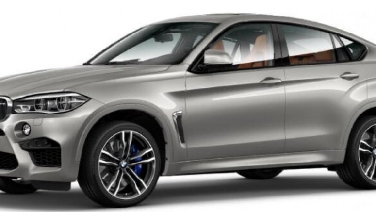 BMW X6 M (2019) Others 002