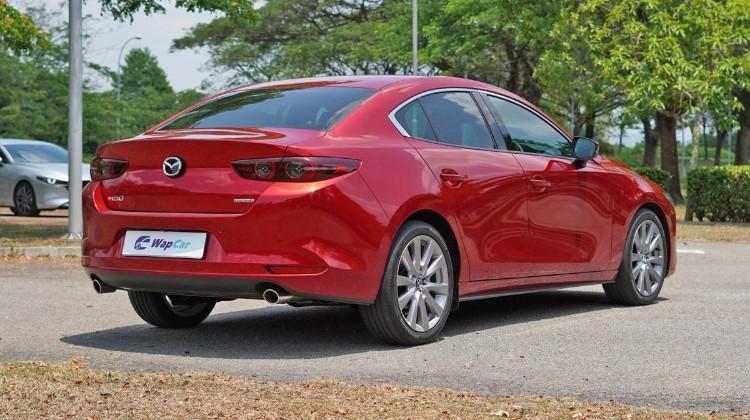 Mazda 3 Sedan 2020 Price In Malaysia From Rm135 070 Reviews Specs Wapcar My