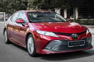 Toyota Camry narrowly beats Honda Accord's sales in Thailand, but it's not so straightforward