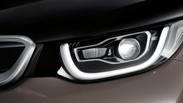 BMW i3s (2019) Exterior 010