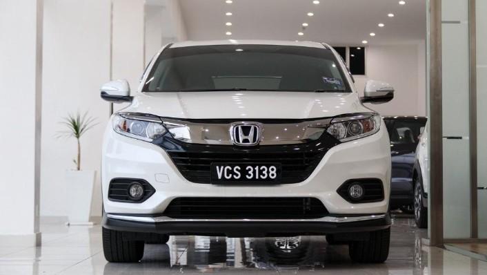 2019 Honda HR-V 1.5 Hybrid Exterior 003
