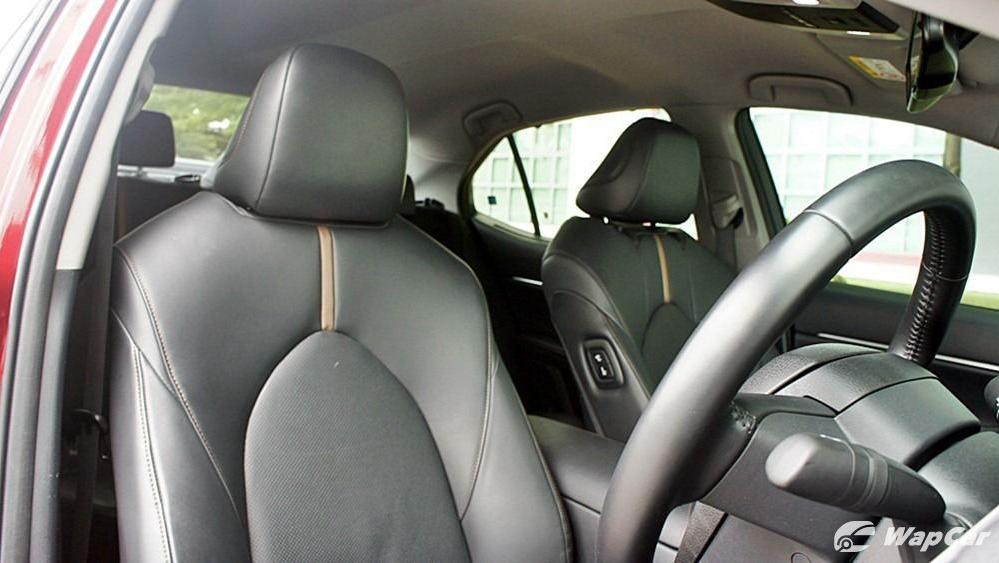 2019 Toyota Camry 2.5V Interior 099