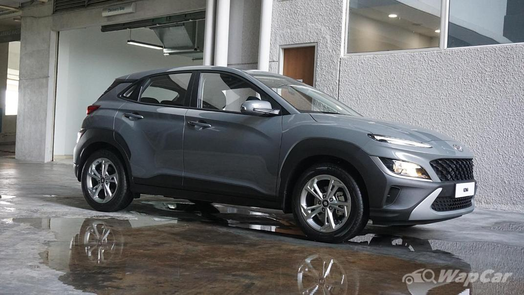 2021 Hyundai Kona 2.0 Standard Exterior 034