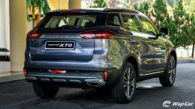 2020 Proton X70 1.8 Premium 2WD Exterior 006