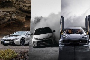 Top-3 most powerful cars with a 3-cylinder engine