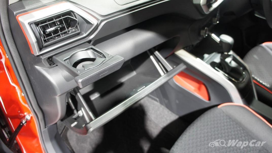 2021 Perodua Ativa Interior 016