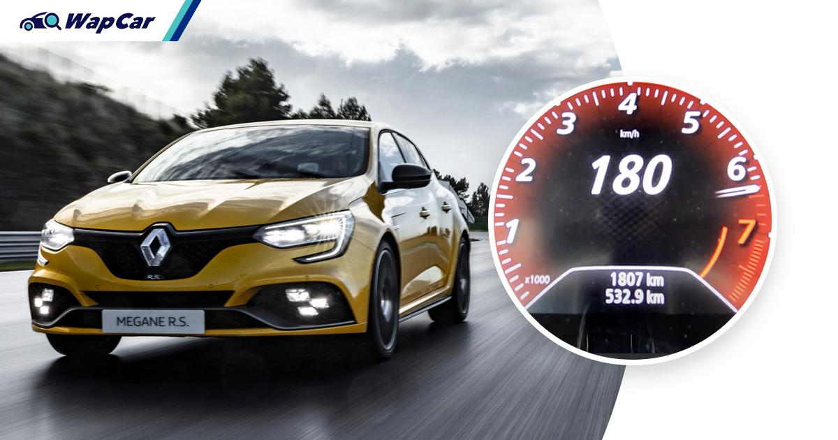 After Volvo, Renault to cap their cars to 180 km/h, including Renault Sport models 01