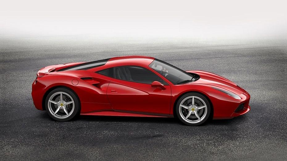 Ferrari 488 (2015) Exterior 025