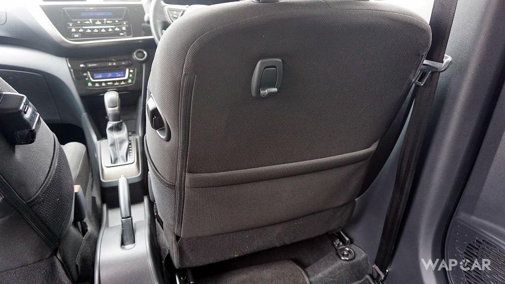 2018 Perodua Myvi 1.3 X AT Interior 040