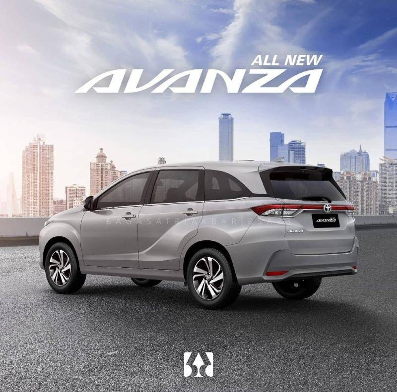 Scoop: All-new 2022 Toyota Avanza slated for Indonesian debut in November 02
