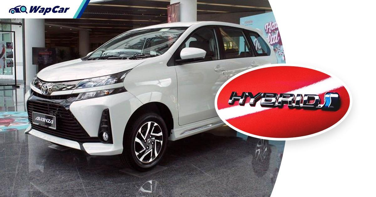 Indonesia may get a Toyota Avanza Hybrid soon, Malaysia sticking to 1.5 NA? 01