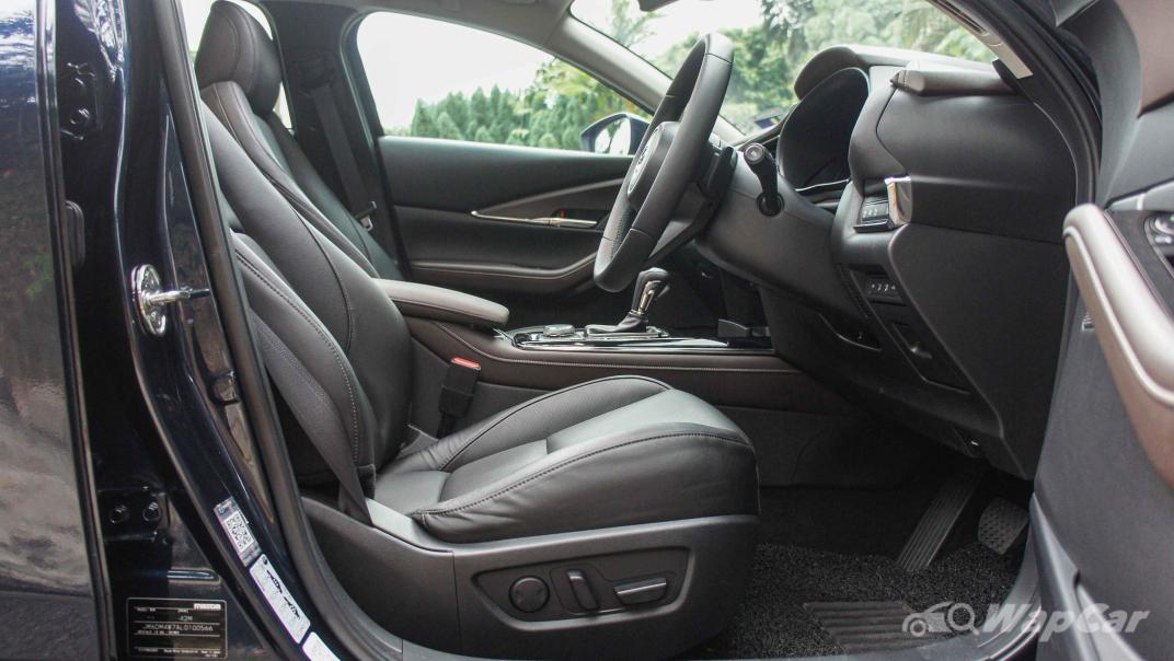 2020 Mazda CX-30 SKYACTIV-G 2.0 High AWD Interior 023