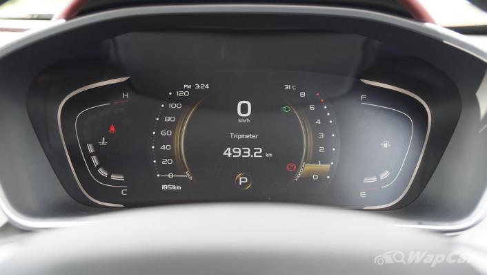 2020 Proton X50 1.5T  Flagship Interior 010