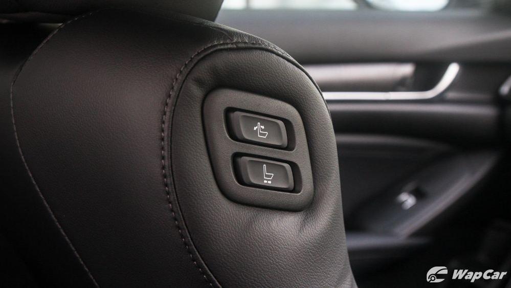 2020 Honda Accord 1.5TC Premium Interior 113