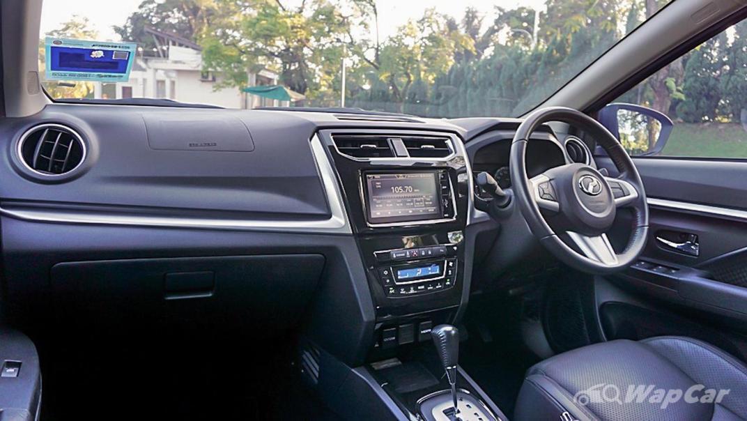 2019 Perodua Aruz 1.5 AV Interior 004