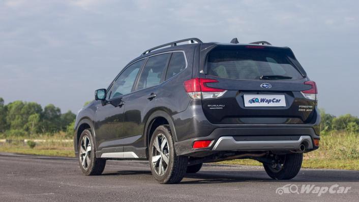2019 Subaru Forester 2.0i-S EyeSight Exterior 005