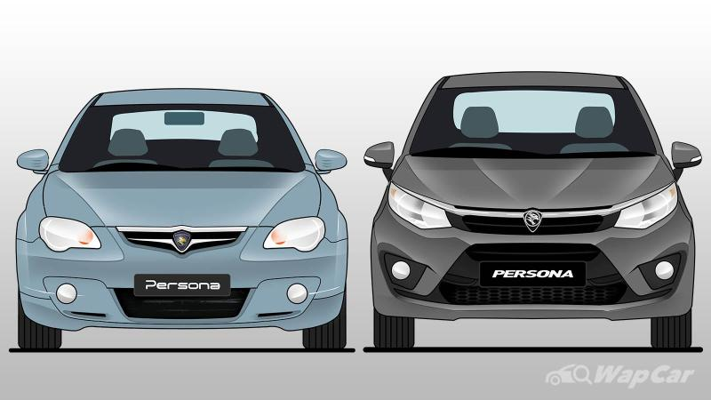 Evolution of the Proton Persona in 27 years – Will it ever match the City and Vios? 02