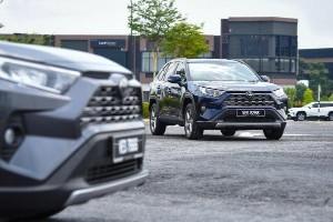 Potong stim: Toyota RAV4 2020, berbaloi tak bayar RM 40k lebih dari CR-V?