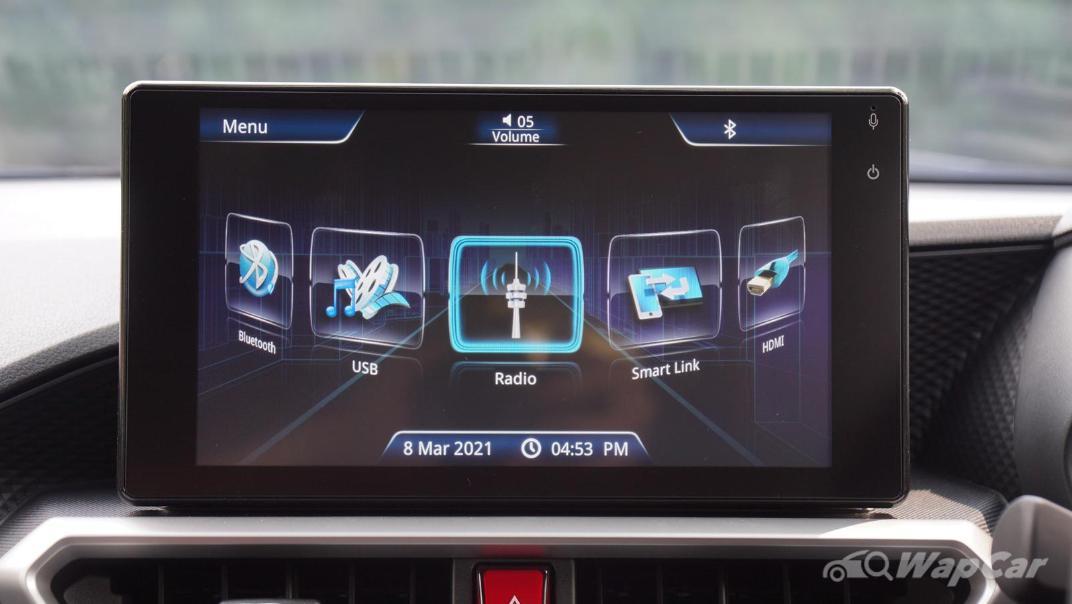 2021 Perodua Ativa 1.0L Turbo AV Special Metallic Interior 028