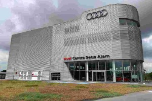 Audi Centre Setia Alam officially opens