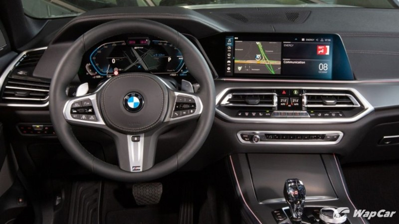 What Malaysian customers can expect from the BMW X5 xDrive45e plug-in hybrid 02