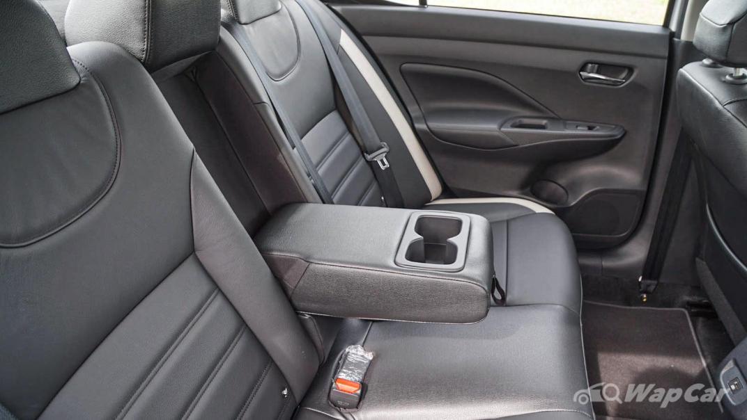 2020 Nissan Almera 1.0L VLT Interior 039