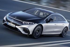 Mercedes-Benz EQS unveiled, 770 km range and ready for L3 autonomous driving