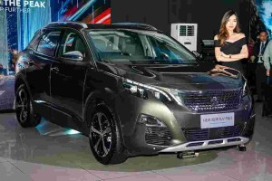 Peugeot 3008 SUV Plus Launched in Malaysia, More Features, Higher Price