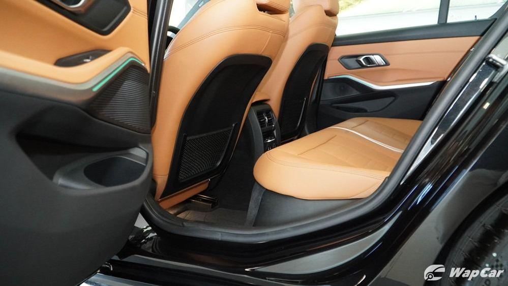 2019 BMW 3 Series 330i M Sport Interior 048