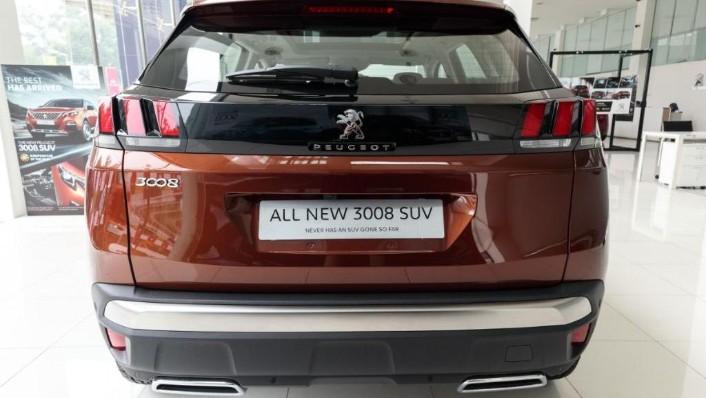 2019 Peugeot 3008 THP Plus Allure Exterior 005
