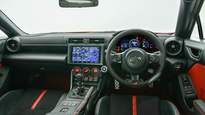 2021 Toyota 86 Interior 001