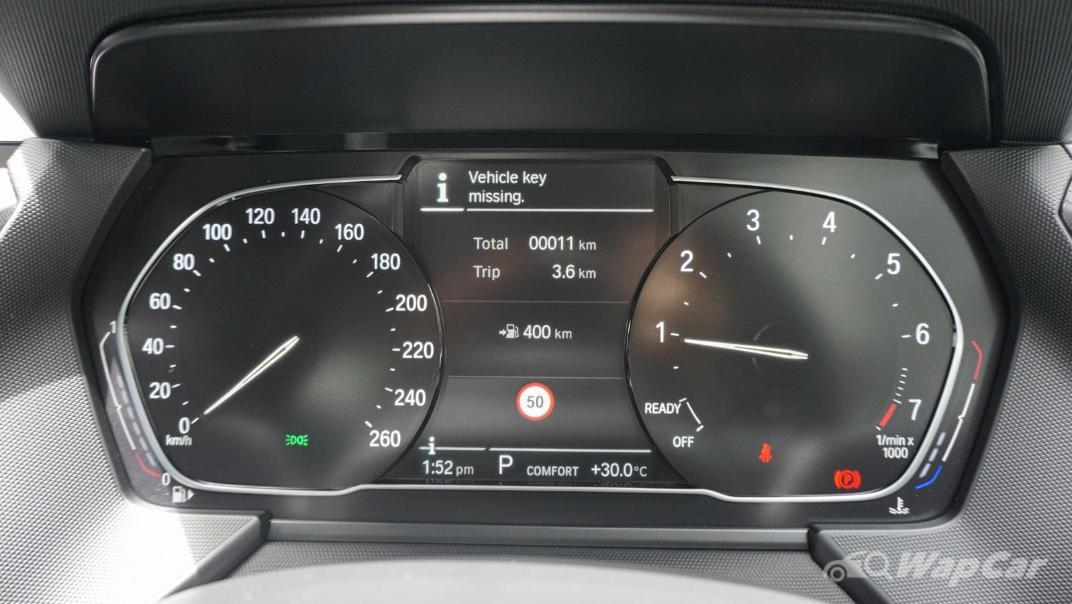 2020 BMW 2 Series 218i Gran Coupe Interior 019