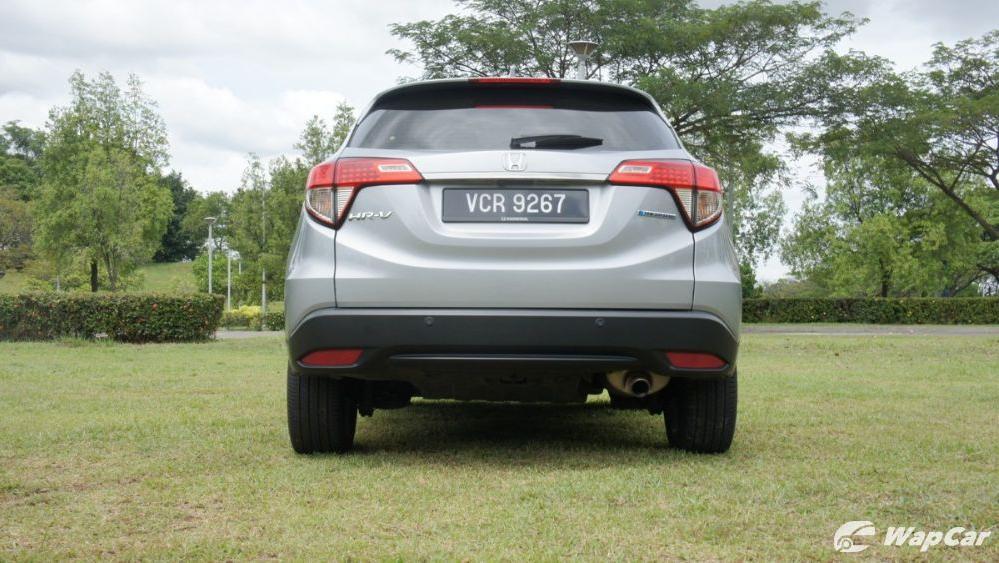 2019 Honda HR-V 1.5 Hybrid Exterior 060