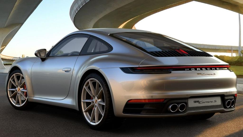 2019 Porsche 911 The New 911 Carrera S Exterior 006