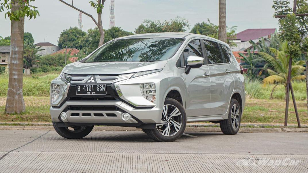 2020 Mitsubishi Xpander Upcoming Version Exterior 001