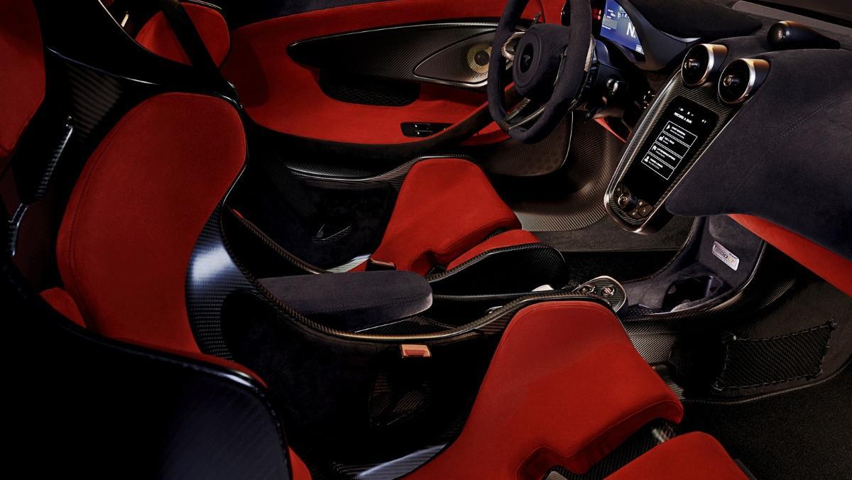 McLaren 600LT(2019) Interior 001
