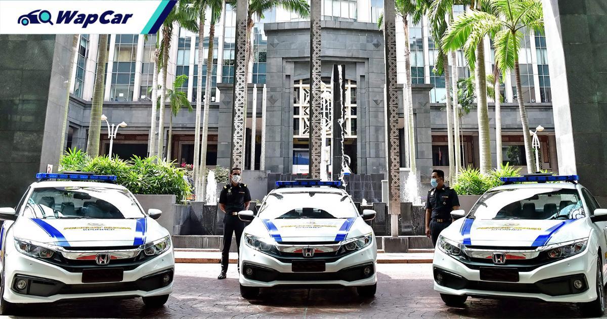 KPDNHEP pilih Honda Civic FC 1.8S sebagai kenderaan rasmi mereka! 01