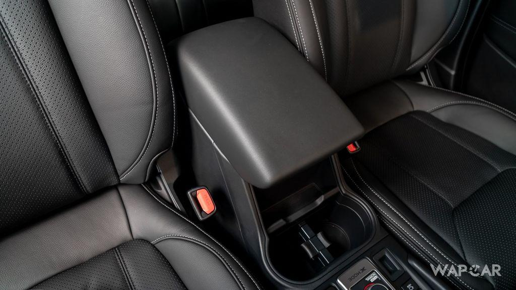 Subaru Forester (2019) Interior 024