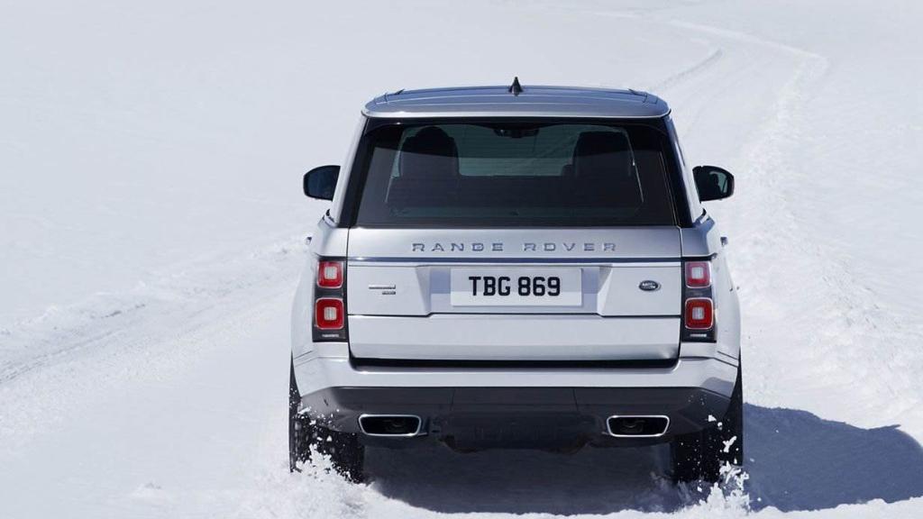 Land Rover Range Rover (2017) Exterior 017