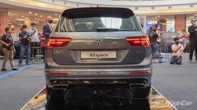 2020 Volkswagen Tiguan Allspace 2.0TSI R-Line Exterior 015