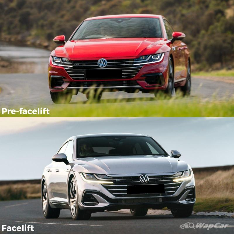 Coming to Malaysia: Old vs New - VW Arteon, new is always better, right? 02