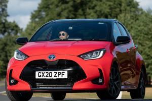 The TNGA-B Toyota Yaris was delayed for a year, still voted as Europe's finest