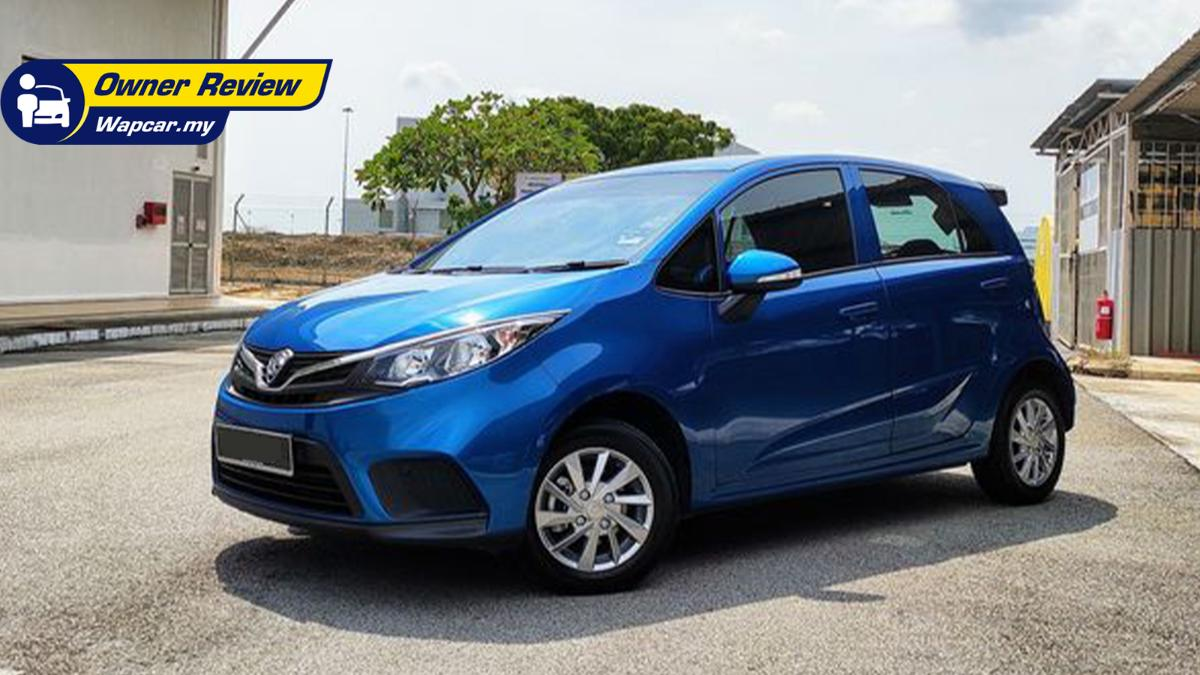 Owner Review: A good performing manual hatchback - My 2020 Proton Iriz 1.3 Standard MT MC2 01