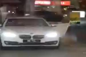 Remember this murder case of a BMW driving over a man? The suspects have been acquitted